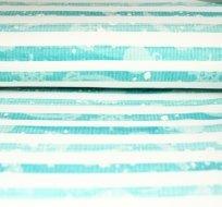 Teplákovina modré pruhy s bublinkami