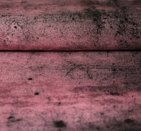 Bordura teplákovina zemina růžová světlejší
