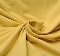 Úplet jednobarevný zaprášená světlá žlutá do studena 160 g