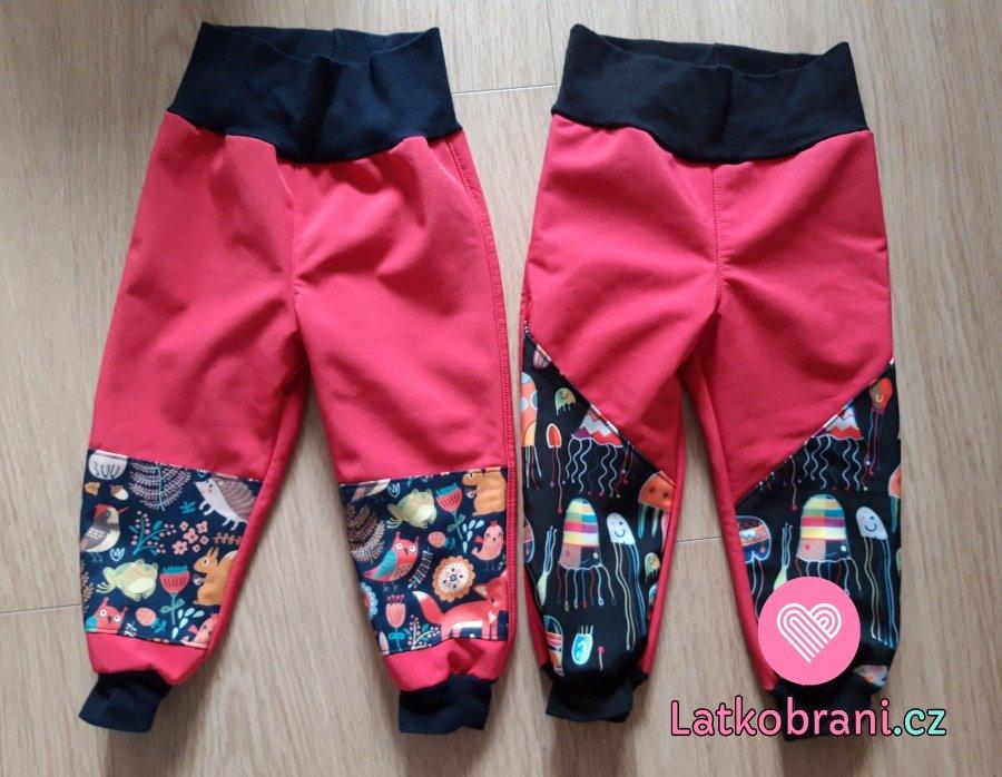 Dětské kalhoty