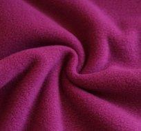 Polar fleece fialová amarant antipilling