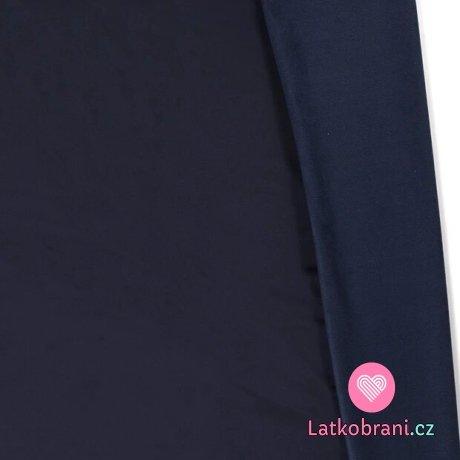 Softshell námořnicky modrý, extra tmavý s fleecem