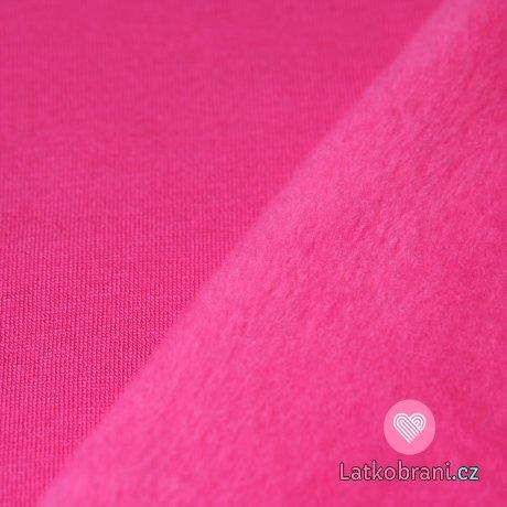 Warmkeeper růžová sytá (alpenfleece)