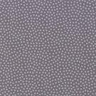 Bavlněné plátno drobné světle šedé puntíky na tmavší šedé
