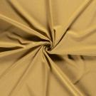Softshell okrová melange s černým fleecem