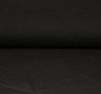 Jednobarevný úplet černý 180g