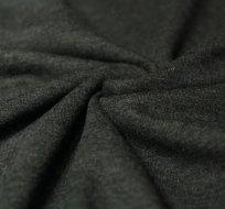Teplákovina tmavě šedá mix melé 290g