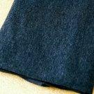 Náplet hladký modro-šedé mele Jeans