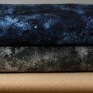 Teplákovina beton modrá