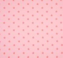 RIB / náplet s hvězdičkami na růžové dětské