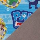 Softshell potisk Tlapková patrola zachraňuje na modrých proužcích