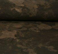 Úplet kamufláž khaki hnědo-zelená