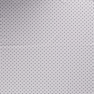 Úplet puntíky na světle šedé