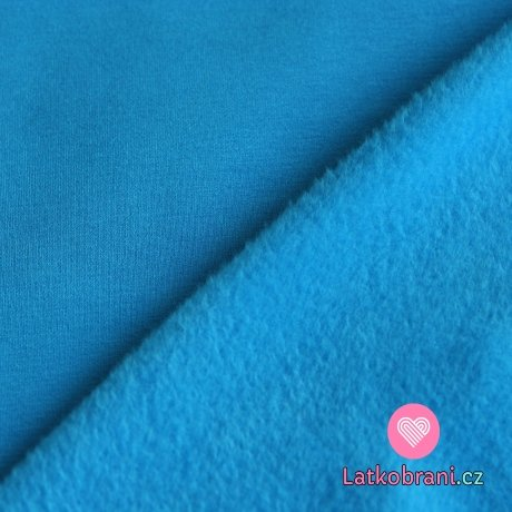 Warmkeeper modrá (alpenfleece)