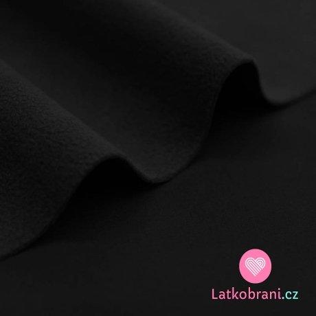 Softshell zimní strečový černý