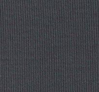 Náplet žebro tmavě šedé
