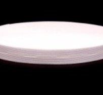 Pruženka dírková 15 mm bílá