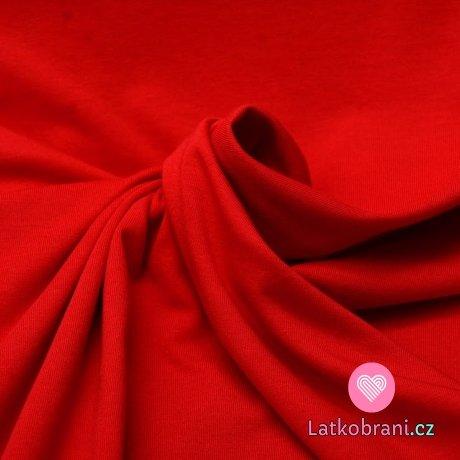 Úplet jednobarevný červený 160 g