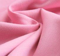 Teplákovina růžová dětská 290gr