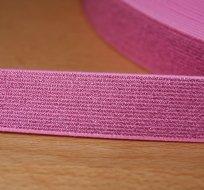 Guma elastická třpytivá růžová dětská