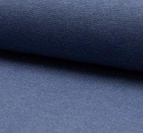 Náplet hladký světle modrá džínsová melange 230 g