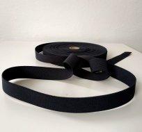 Pruženka černá 25 mm