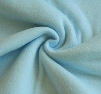 Polar fleece modrá baby (světlejší) antipilling