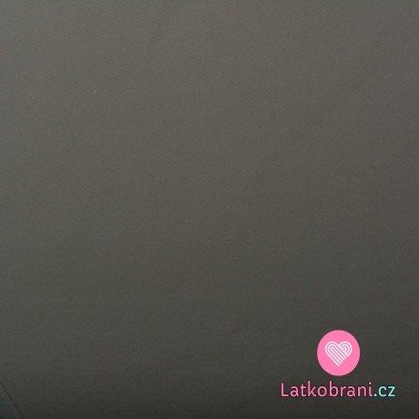 Softshell středně šedý s fleecem