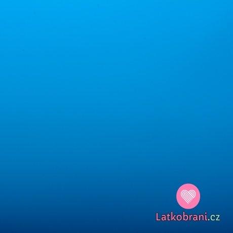Softshell pružný modrý s fleecem
