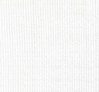 Náplet žebro bílé