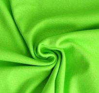 Náplet hladký zelený do neonova