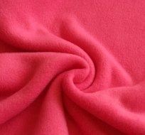 Polar fleece růžová sytější antipilling