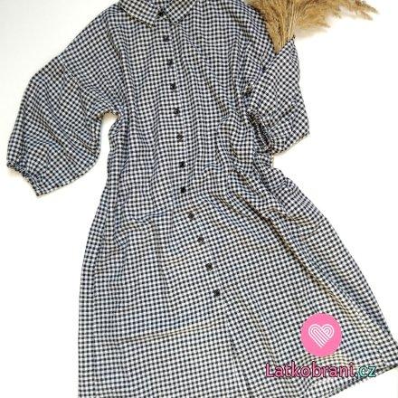 Flanelové šaty