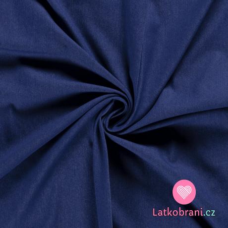 Jeans/Denim modrá