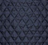Podšívka prošívaná tmavě modrá, prošev 5cm