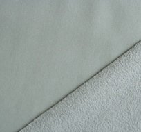 Softshell šedá (světlejší) s fleecem -ZBYTKY