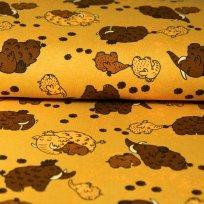 Úplet mamut na medové