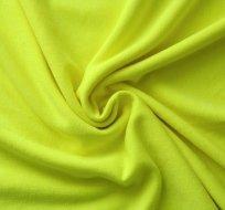Teplákovina neon žlutá