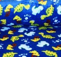 Wellsoft dinosauři na modré