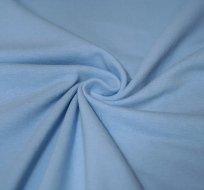 Jednobarevný úplet ledově modrý