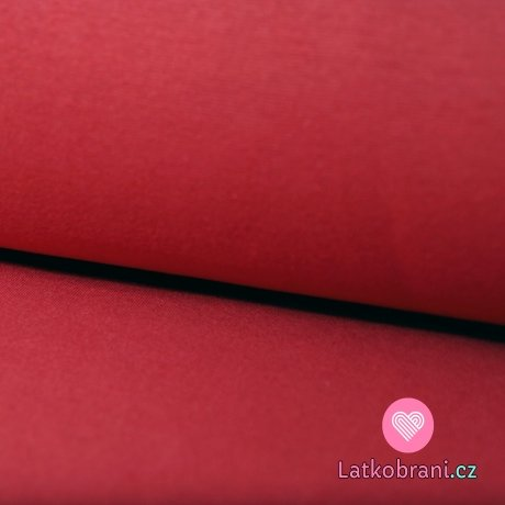 Náplet červený tupý 280g