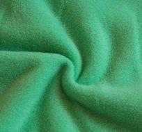 Polar fleece smaragdová (světlejší) antipilling