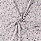 Úplet potisk myšky v sukýnkách na šedé
