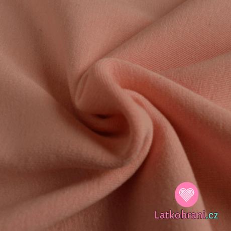 Warmkeeper lososově růžový (alpenfleece)