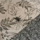 Warmkepeer listy na šedé melé