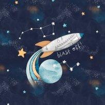 Panel kosmický raketoplán ve vesmíru