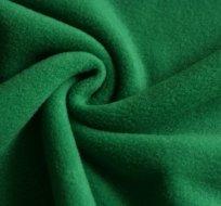Polar fleece zelená tmavá antipilling