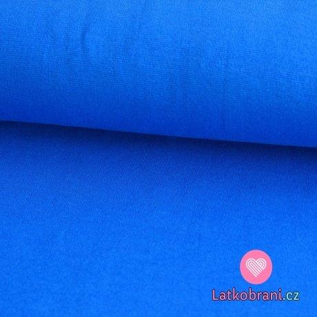 Náplet hladký královsky modrá 240g (světlejší)