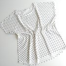 Střih dámské tričko Lucy XS-XXL