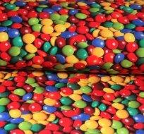 Úplet barevné bonbónky
